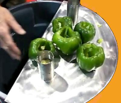 Pepper Lettuce Corer
